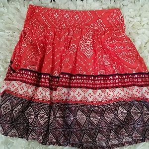 🎉HOST PICK🎉Skirt Pink/Coral with Pockets